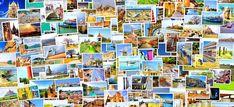 Waar ga je elke maand het beste op vakantie