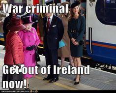 Queen Elizabeth!
