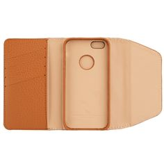 Leather wallet case for iPhone 5S,100% genuine first-layer cowhide material,delicately handcrafted and created with care.