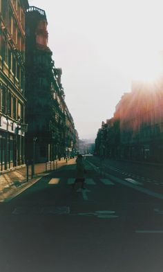 The mornings of France