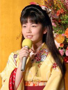 『あさが来た』での好演が光る小芝風花 (C)ORICON NewS inc. Sari, Actresses, Model, Beauty, Japanese, Traditional, Costumes, Style, Google