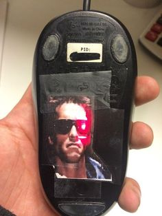 The owner of this mouse:   26 People You Wish Were Your Co-Workers