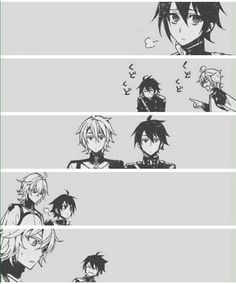 Imagen de mikaela hyakuya, mikayuu, Mikayuu is Canooooon! Boys Anime, All Anime, Manga Anime, Mikaela Hyakuya, Seraph Of The End, Otaku, Owari No Seraph, Boy Pictures, Perfect Boy