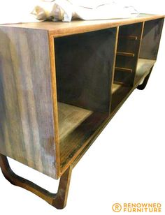 Wood Furniture, Furniture Design, Furniture Restoration, A Funny, Buffet, Mid Century, Interior Design, Photos, Fashion