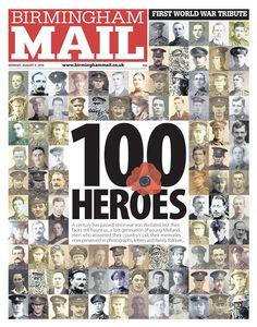 Birmingham Mail WWI
