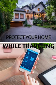 Feel safe about your house while luxury traveling!