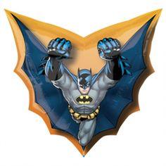 Folieballong Batman - 33 SEK