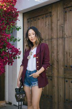 Las prendas vintage se ponen de moda en las redes sociales