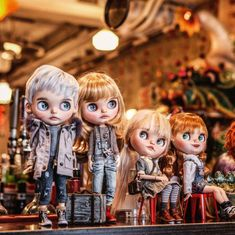 Doll photo session in Hong Kong with @oldmaster_jan @kewtyp @phyyung @mydollies4 It's a very fun friends gathering!!! Photo credit belongs to @oldmaster_jan #wabisabidolls #hongkong #kowloon #blythe #ブライス #blytheconhk2017 #blytheconhk #blytheconhongkong #bchk #bchk2017 #blythecustom #blythedoll #blytheboy #customblythe #customdoll #dollphotography #doll #takara #toyphotography #toycreativity #toy #cute #kawaii #artdollbjd