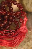 Red Carnelian Mala