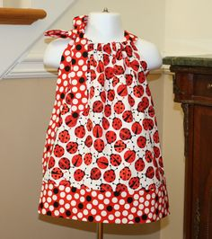 SALE was $19.99 now $15.00 Girls pillowcase dresses by BlakeandBailey, $15.00