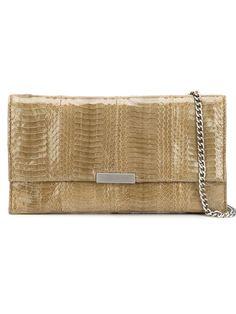 LOEFFLER RANDALL 'Tab' Clutch. #loefflerrandall #bags #shoulder bags #clutch #hand bags
