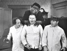 the three stooges - Bing images The Stooges, The Three Stooges, Keep Calm And Smile, Comedy Acts, Laurel And Hardy, Stupid Funny, David Bowie, Elvis Presley, Lineup