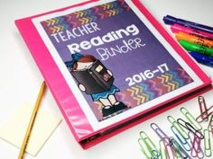 Are you looking for a way to organize all of your guided reading resources? This blog post has lots of pictures to explain how you can create your own guided reading binder and get organized once and for all! Click on the picture to read more about how this teacher created her binder! - Inspire Me ASAP