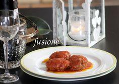 polpette+di+carne+mista+al+sugo+di+pomodoro