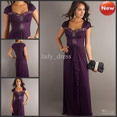 long dresses formal mother