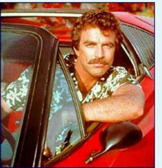 magnum pi.....this is for Joan!!