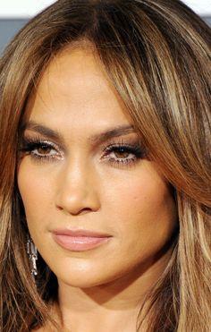 #JenniferLopez #JLo #makeup
