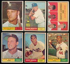 1961 Topps Stars