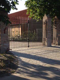 Metalen poorten op maat: Jan-Baptist Defreyne