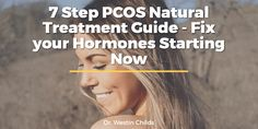 Can you actually treat PCOS naturally? The answer is a resounding yes, but you need to know where to start and how much attention to put into each area. This guide will walk you through the most