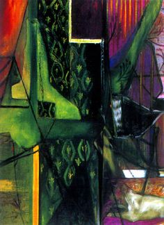 Interior, 1935, Francis Bacon