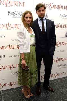 Olivia Palermo Photos: 'Yves Saint Laurent' Premieres in NYC