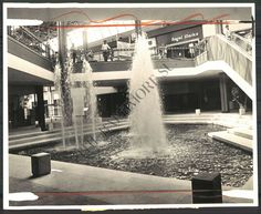 Columbia Mall in the mid 70's