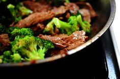 Pioneer Woman Beef and Broccoli