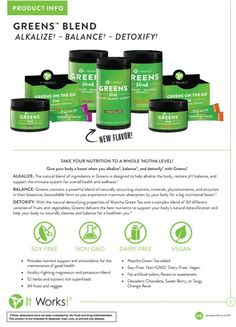 Visit my website to see all the amazing products we have to offer. http://EllynCivella.myitworks.com