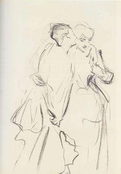 John Singer Sargent's Whispers