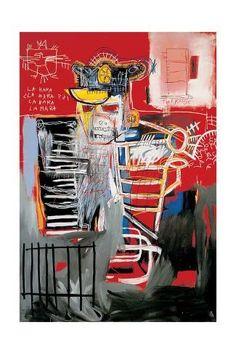 Jm Basquiat, Jean Michel Basquiat Art, Fondation Louis Vuitton, African American Artist, American Artists, Basquiat Paintings, New York Graffiti, Gagosian Gallery, Famous Abstract Artists