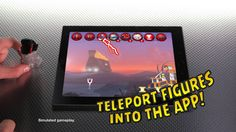 Telepods Games - Darkside - Star Wars - Angry Birds -Teleport Figures - TV Toy Commercials