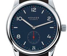 NOMOS Club - Timeless Edition