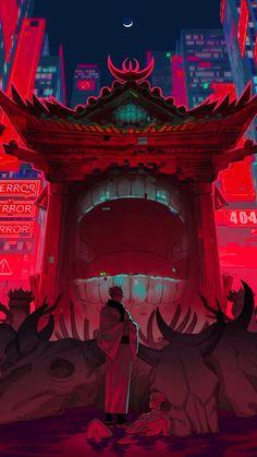 Cool Anime Wallpapers, Anime Wallpaper Live, Anime Scenery Wallpaper, Animes Wallpapers, Fanarts Anime, Anime Films, Anime Characters, Otaku Anime, Anime Guys