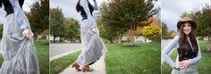 Ladies Tiered Maxi Skirt PDF Pattern