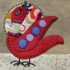 My bird dance.... Aubonheurdesmains
