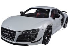 Audi R8 GT Suzuka Matt Grey 1/18 Diecast Model Car Kyosho 09218 SGR