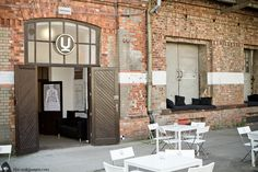 Czystaojczysta   vodka bar   Warsaw - Praga district