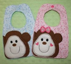 Hey, I found this really awesome Etsy listing at https://www.etsy.com/listing/216702893/monkey-bibs-embroidery-machine-design