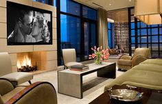Manhattan Penthouse by David Scott Parker Architects | InCollect