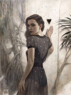 Element Series: Earth by Tom Bagshaw