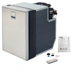 Isotherm minifridge. Runs on 12V power for #offgrid or #tinyhouse installations.