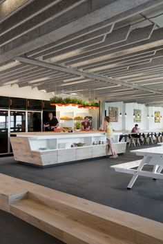 KINZO have recently completed the new SoundCloud headquarters in Berlin, Germany.