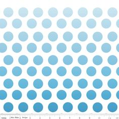 Riley Blake Designs - Ombre Dots - Ombre in Navy  NEED 2 YARDS FOR TABLECLOTH