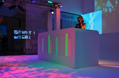 floating dj counter - Google Search