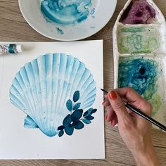 229 Likes, 14 Comments - It's me Emi Tell Her, My Mom, Sea Shells, Illustration, Blog, Ear, Canning, Instagram, Design