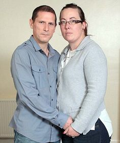 Nigel Winkley, pictured with wife Vicky, was made redundant by British Gas just five days after major heart surgery