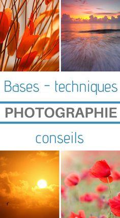Vous débutez en photo ? Apprendre la photographie n'est pas simple quand on commence. Je regroupe sur cette page l'ensemble des articles nécessaires pour se lancer : les bases, les conseils et les techniques photo #photo #photographie faire de belle photo | technique photographie | définition photo | conseils photo | apprendre la photographie | astuces photographie