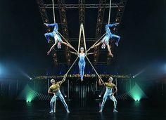 Cirque du Soleil: morta acrobata durante lo show. Sarah Guyard-Guillot scivola dal cavo di sicurezza e cade sotto il palco. Di Francesca Beato